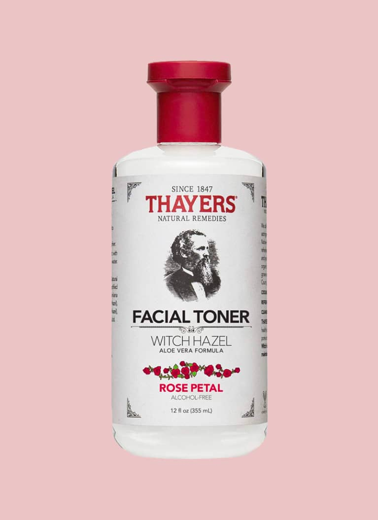Thayers Alcohol-Free Rose Petal Witch Hazel Toner with Aloe Vera Formula
