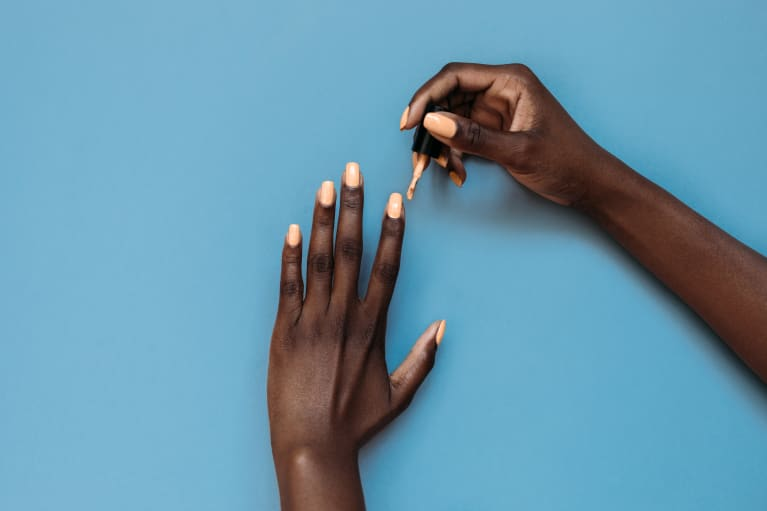 "Yes, Your Nails Do Need A ""Breather"" From Polish — Look For These 6 Signs"