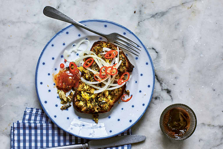 Unsure How To Use Tinned Fish? Try Starting With This Simple, Filling Lunch