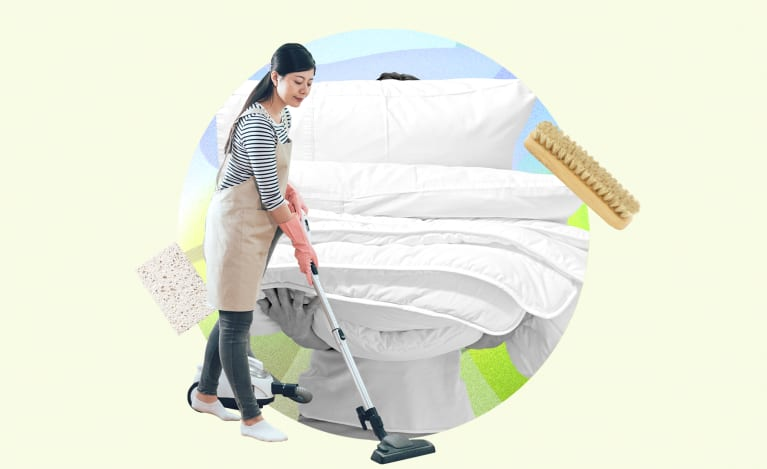 A Shortcut That'll Make Cleaning Your Home Less Time Consuming