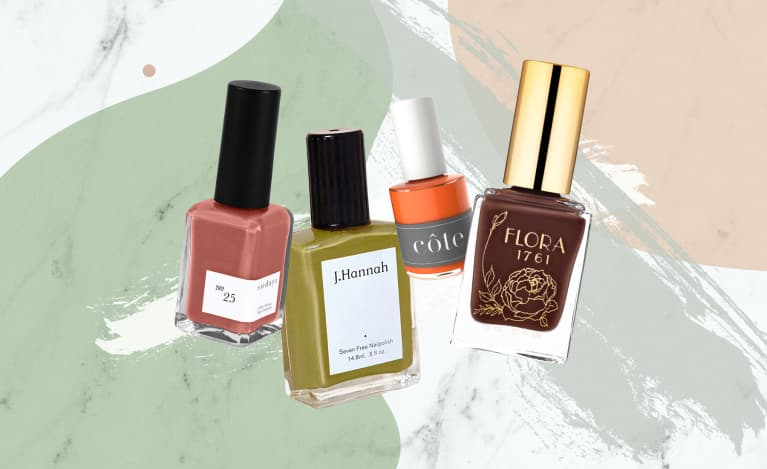 Non-Toxic Nail Polishes for Spring 2019