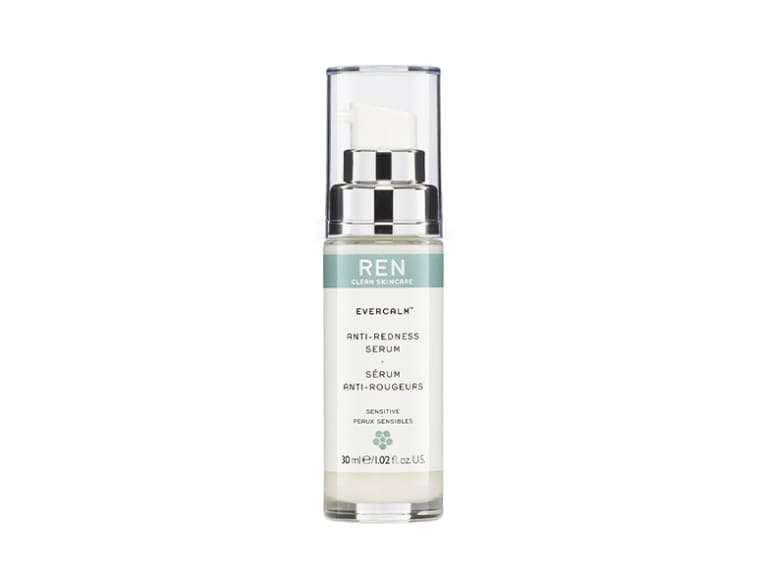 ren skin care anti-redness serum