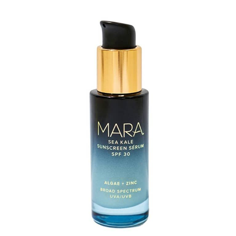 MARA Algae + Zinc Sea Kale Sunscreen Serum