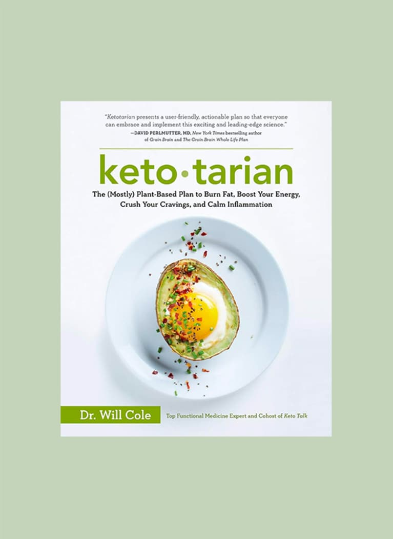 Ketotarian cookbook