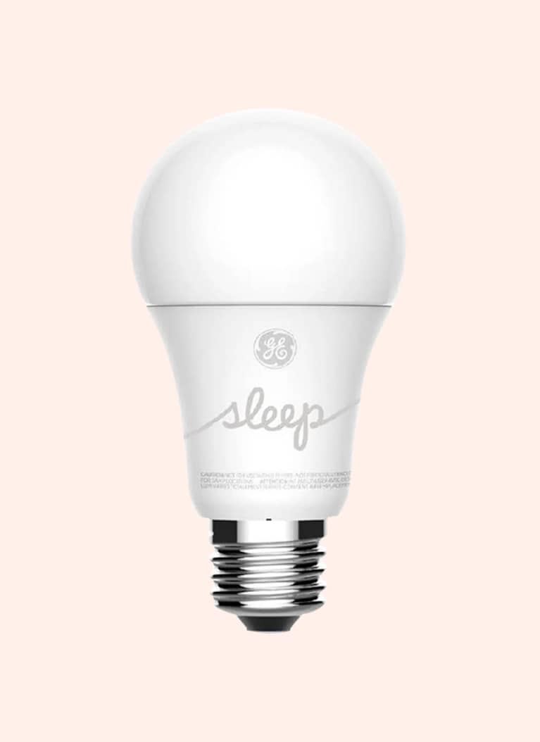 GE sleep lightbulb