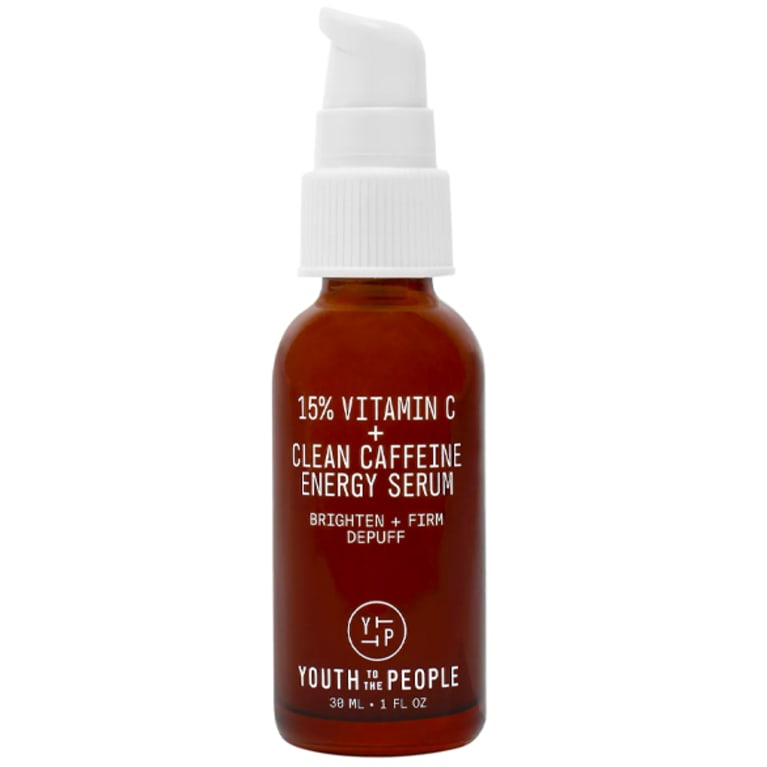 Youth To The People 15% Vitamin C Clean Caffeine Energy Serum