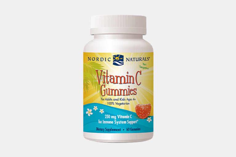 <p>Vitamin C Gummies</p>