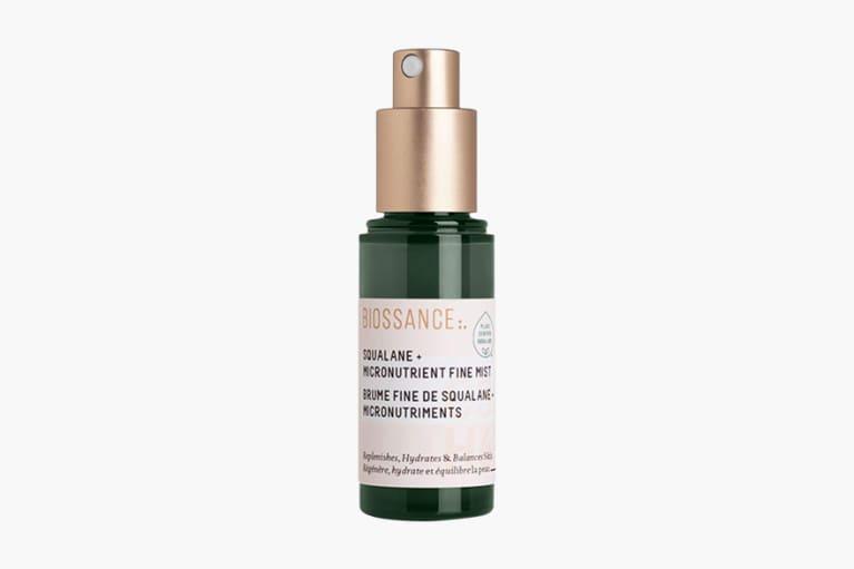 <p>Biossance Squalane + Micronutrient Fine Mist</p>