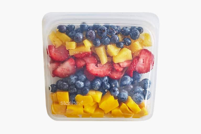 <p>Reusable Silicone Food Bag</p>