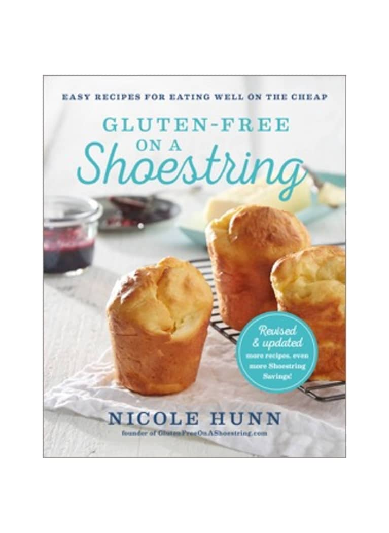 Gluten-Free on a Shoestring by Nicole Hunn cover image