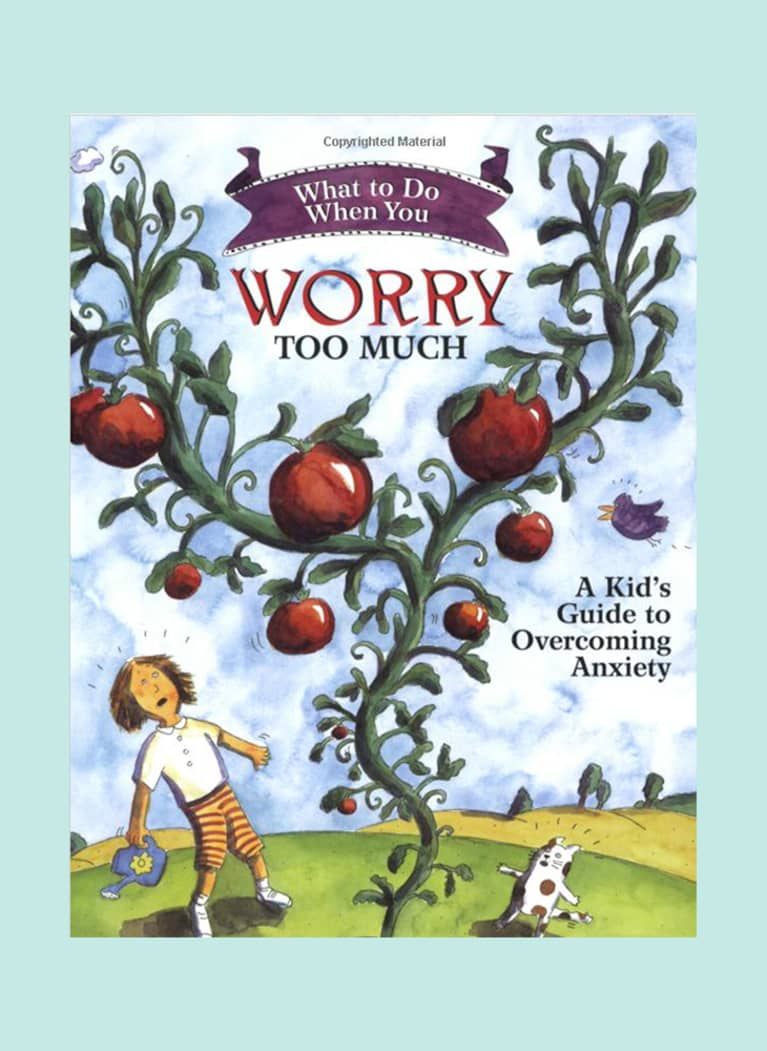 what to do when you worry too much