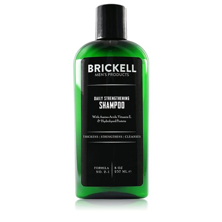 Brickell Daily Strengthening Shampoo
