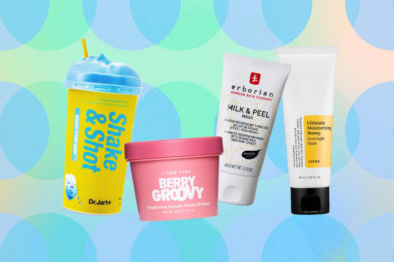 These 11 Korean Face Masks Can Give You Instantly Juicy & Bouncy Skin