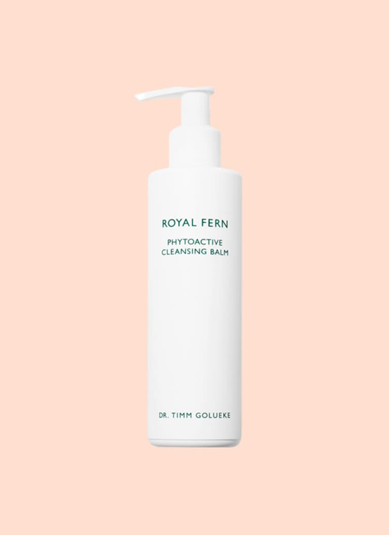 Royal Fern cleansing balm