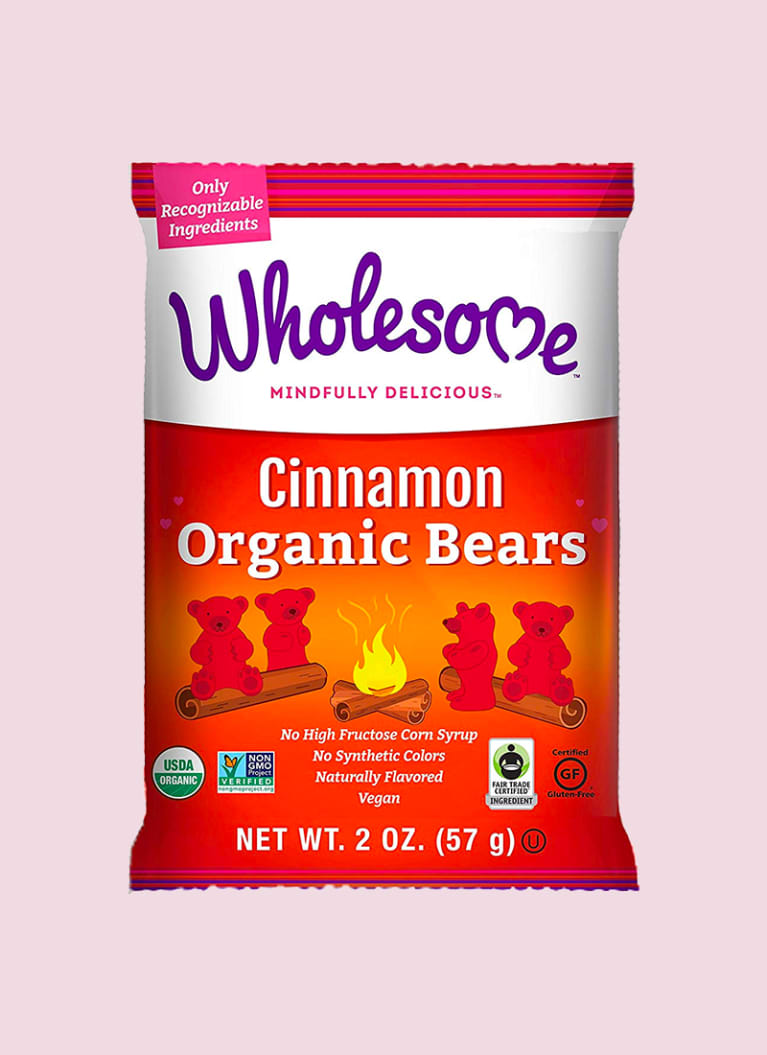 Wholesome Cinnamon Organic Bears