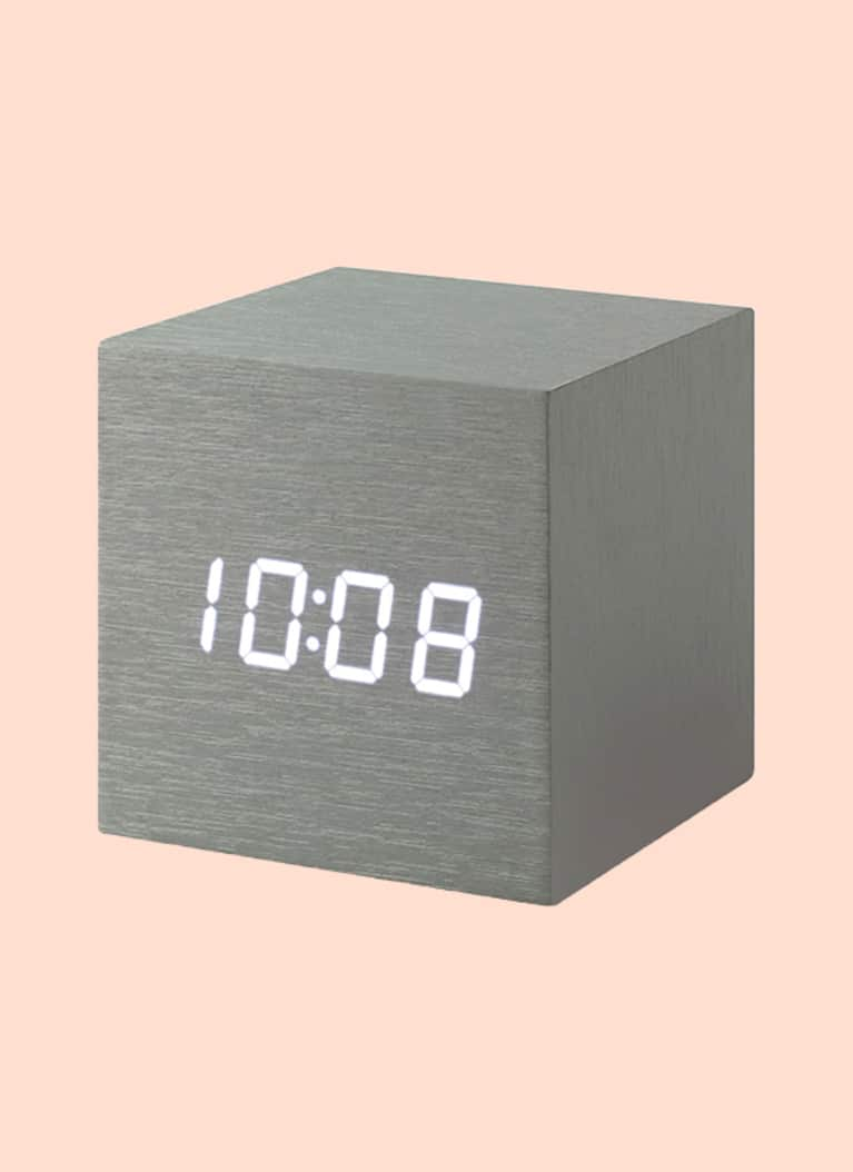 3. Cube Clock