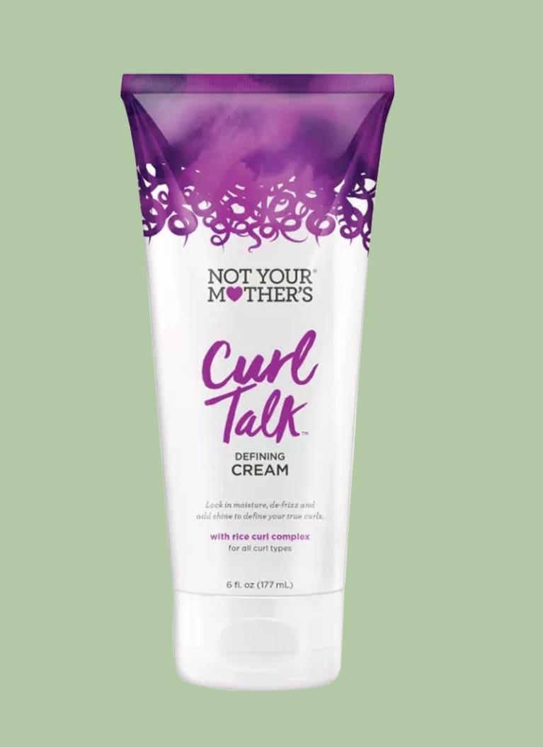 NYM curl talk cream