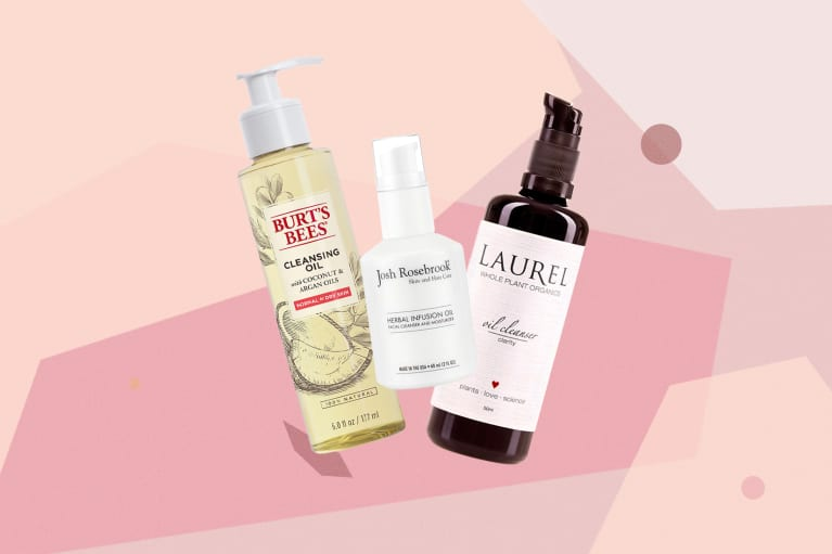 4 Esthetician-Approved Cleansing Oils For Every Skin Type