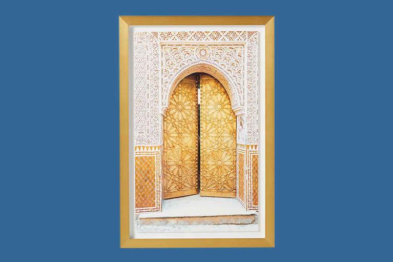 <p>Tangier Door Wall Art</p><p><br></p>