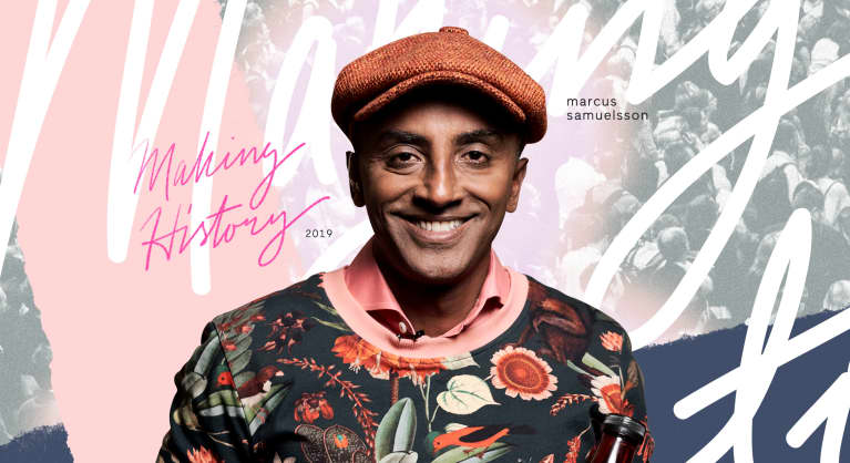 Marcus Samuelsson On Community & Purpose-Driven Work