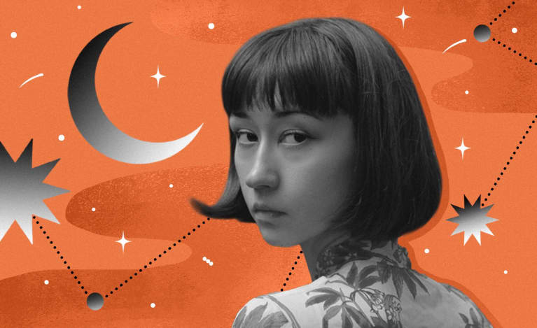 A New Moon & Mercury Retrograde Are Making For A Spooky Halloweek