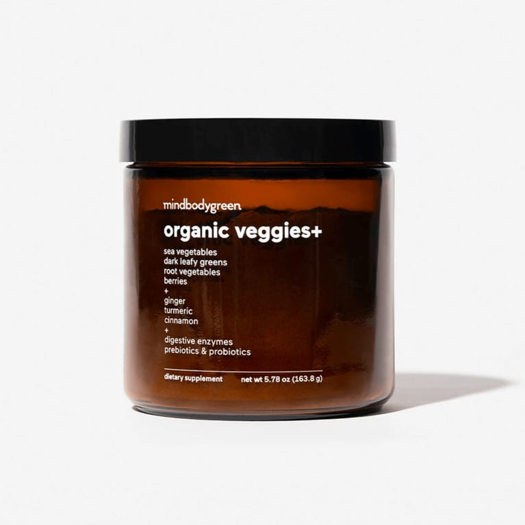 mbg organic veggies+
