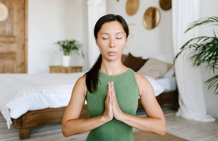 11 Seated Yoga Poses That Are Simple & *Seriously* Effective