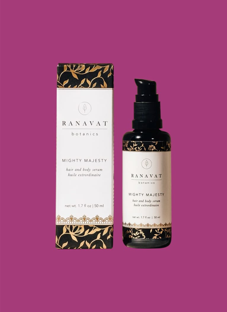 Ranavat Botanics Mighty Majesty Fortifying Hair Serum