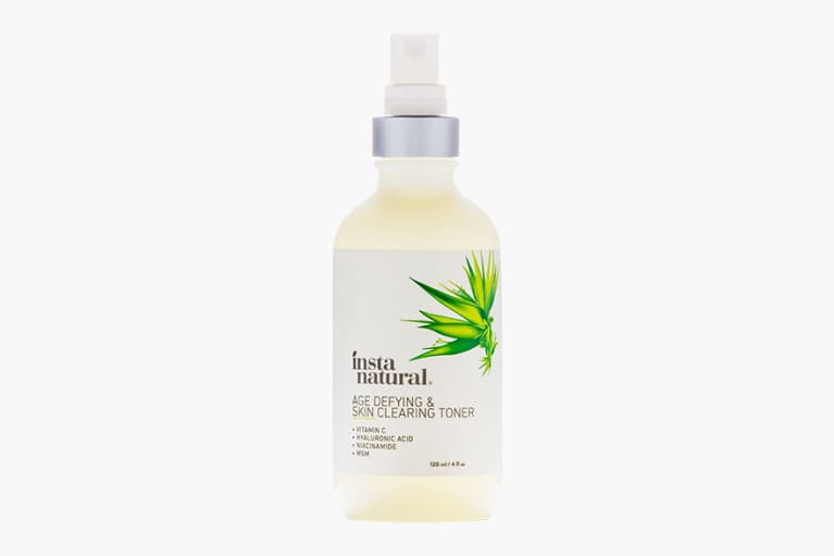 <p>InstaNatural Age Defying &amp; Skin Clearing Toner</p>