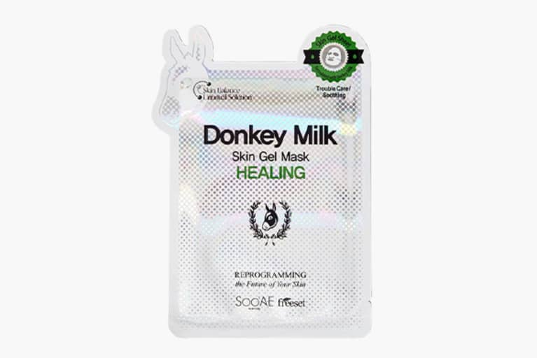 Soo AE donkey milk mask