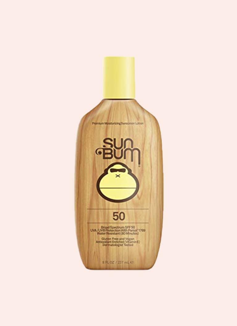 Sun Bum Original Moisturizing Sunscreen SPF 50 Lotion