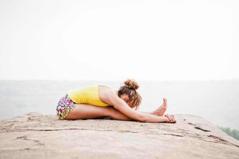 What I Learned About Myself From Practicing Yin Yoga
