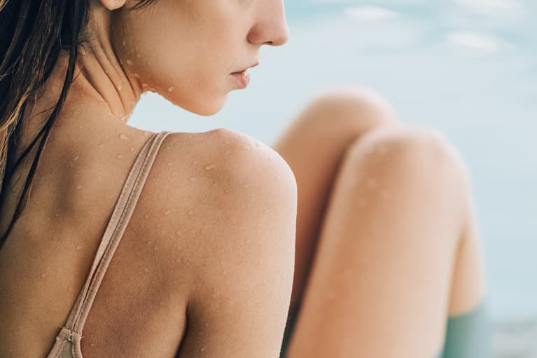 Ready For Summertime? Here's How To Treat Those Pesky Body Breakouts