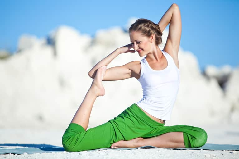 3 Yoga Poses To Relieve Your Psoas