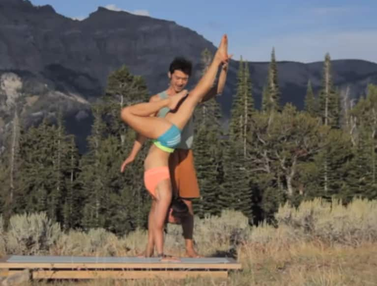 How To Master Handstand (Video)