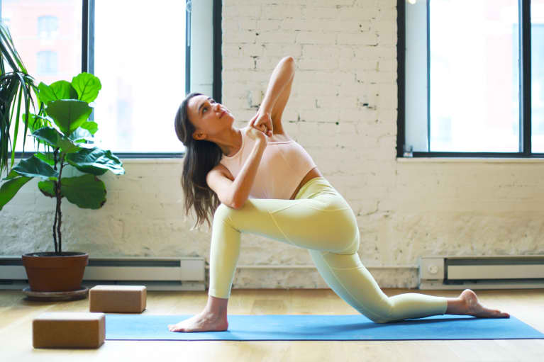 Try This 11-Pose Sequence To Spring Clean Your Yoga Practice