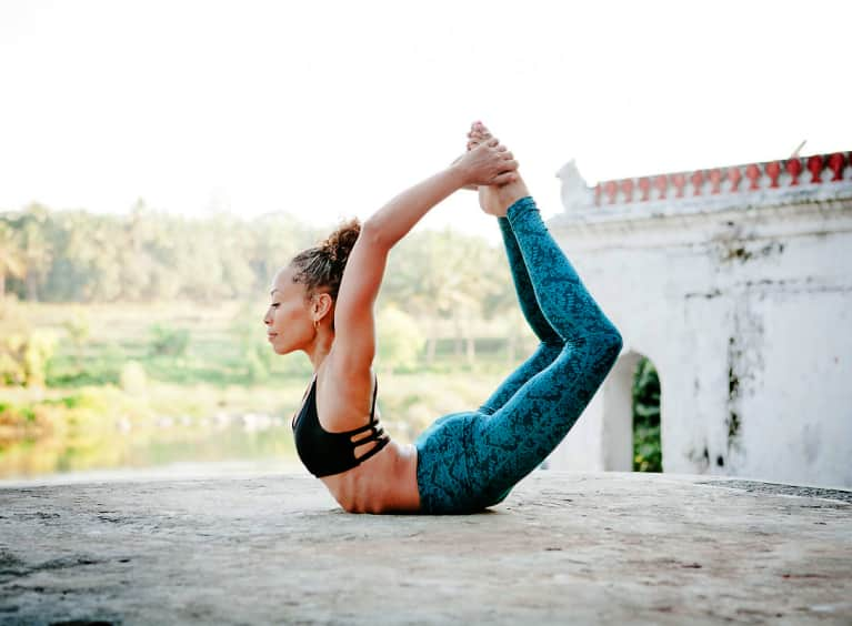 5 Ways To Use Yoga To Make Your Skin Glow