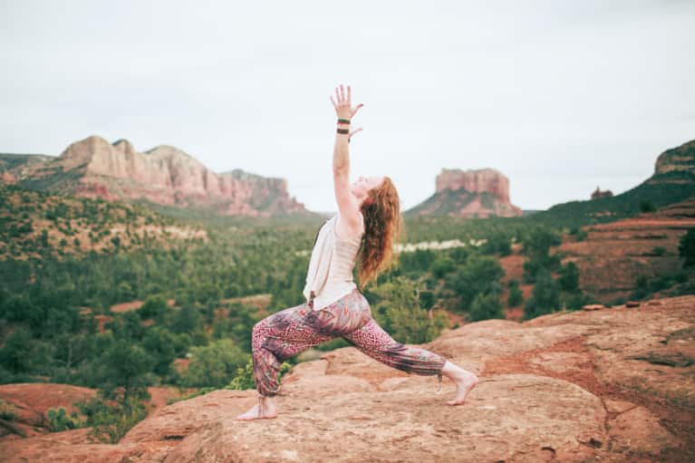 This Yoga Routine Will Keep You Grounded In What Really Matters
