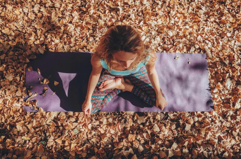 An Ayurvedic Breathwork Routine For Energy & Vitality