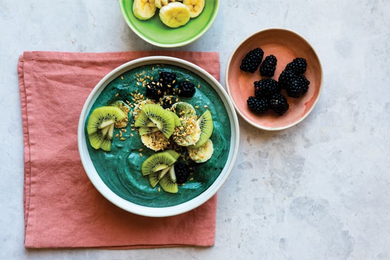 This Underrated Fruit Is A+ For Easing Bloat & Supporting Digestion