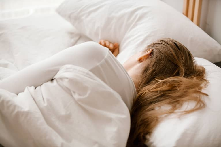 The Surprising Way Your Gut Health Affects Sleep + What To Do