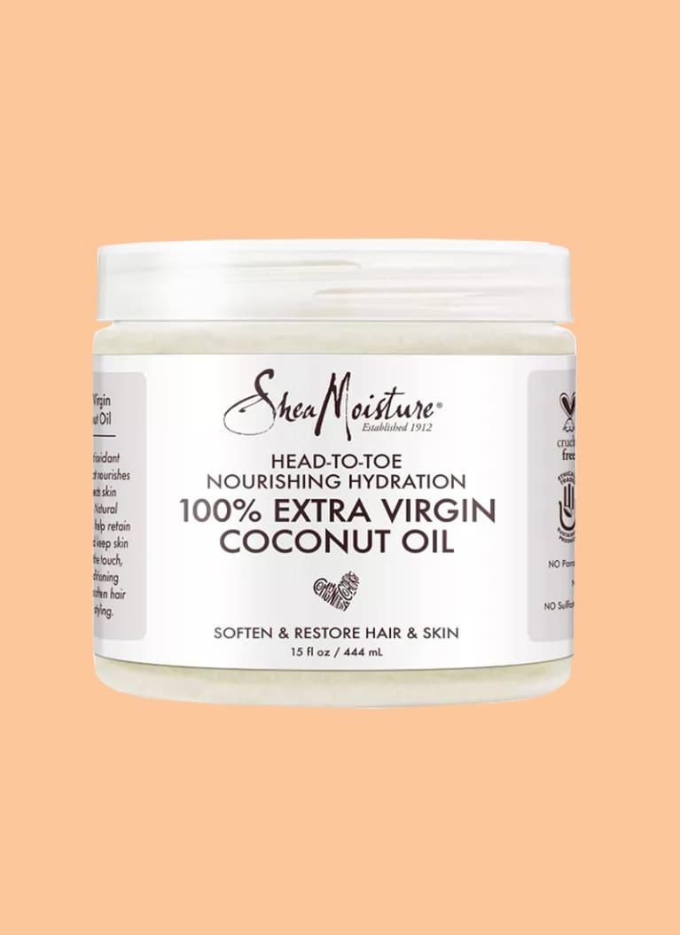 shea moisture coconut oil