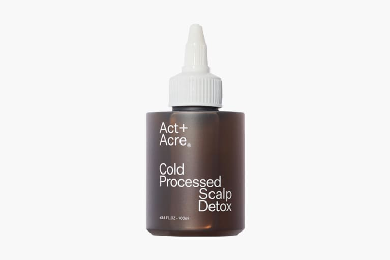 <p>Act+Acre Cold Processed Scalp Detox</p>
