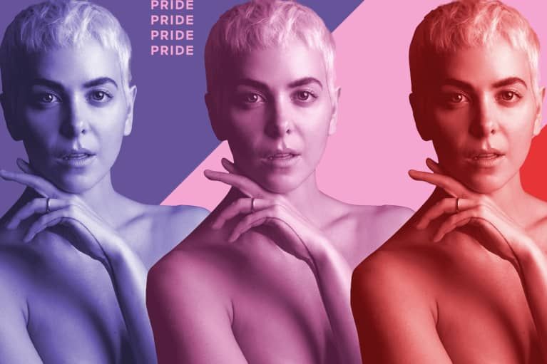 Bethany Meyers Speaks with mindbodygreen for Pride Month 2019