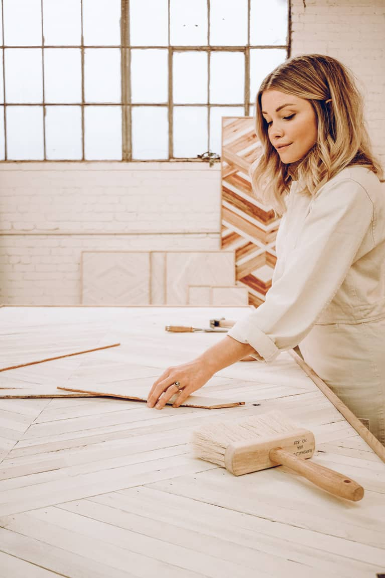 A Very Chic Woodworker Shares Her Favorite Ways To Use Natural Materials At Home
