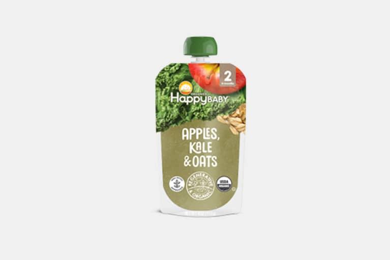 <p>Apples, Kale &amp; Oats</p>