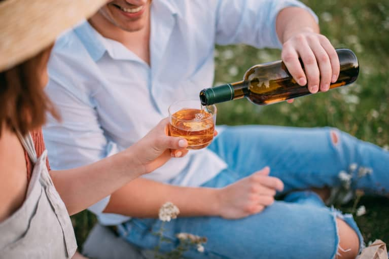 The Healthiest Way To Consume Alcohol, According To A Nutritionist