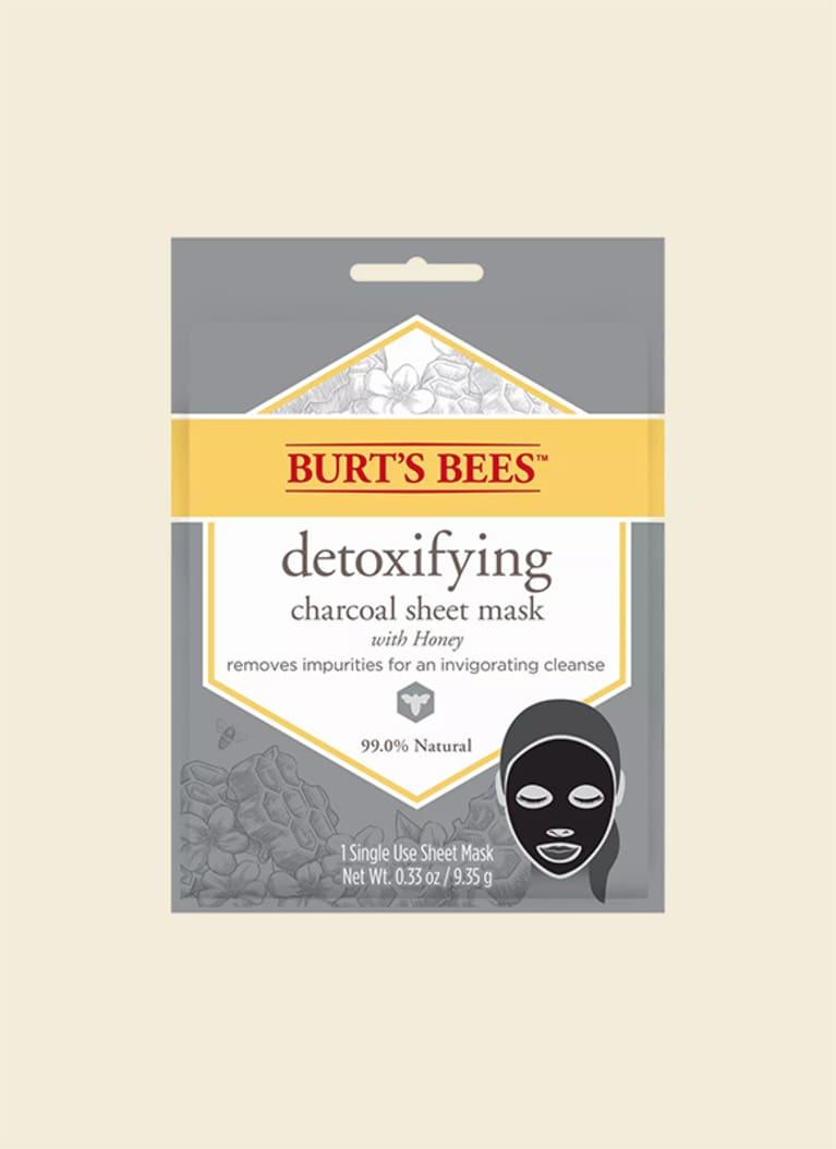 Burts bees detox mask