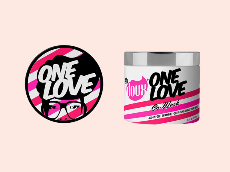 <p>The Doux One Love Co-Wash All-In-One Shampoo Deep Conditioner Treatment</p>