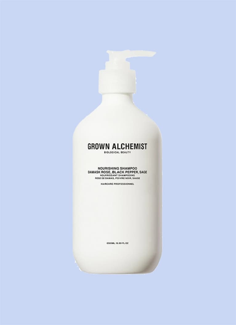 grown alchemist shampoo